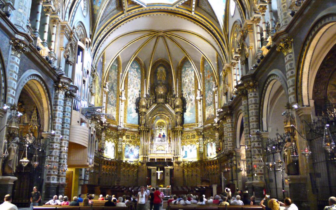 Montserrat Basilica Boy's Choir