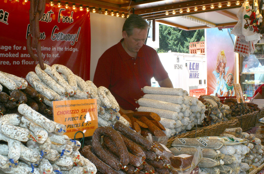 Exeter Continental Market