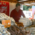 Exeter Continental Market - Sausage Man