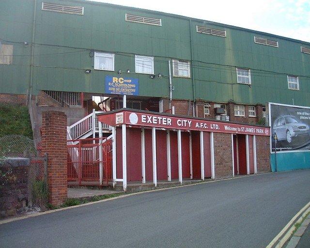 Overheard from the football ground.