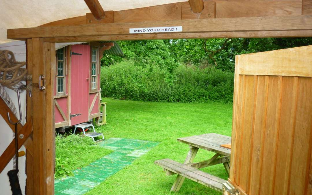 Yurt, Norfolk