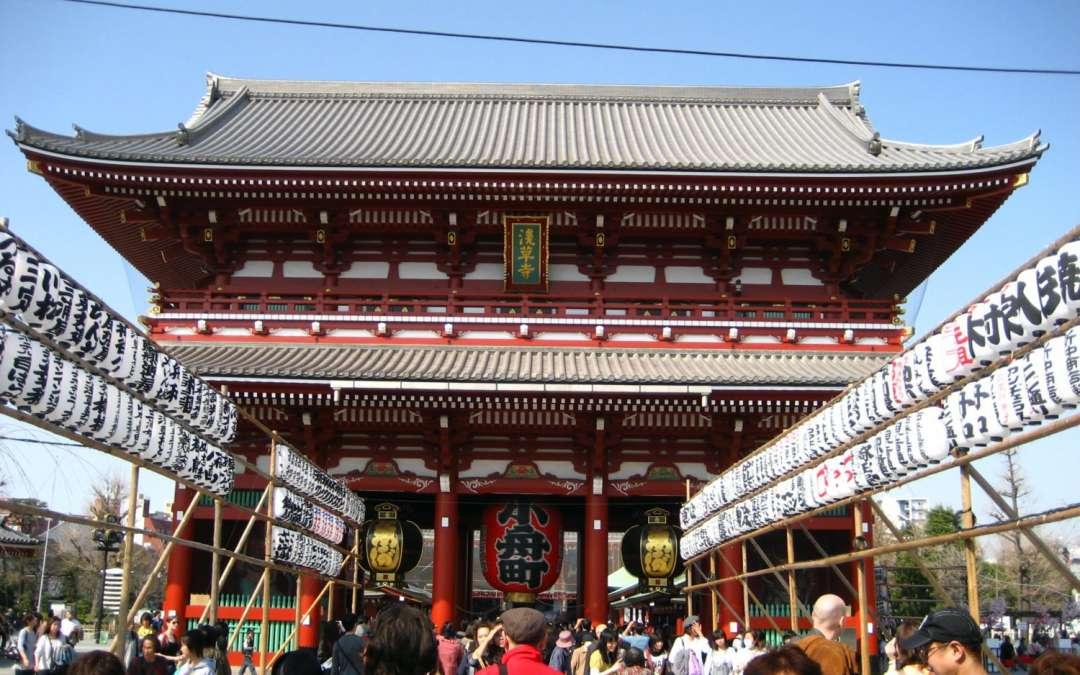Japan : Asakusa Pt. 1