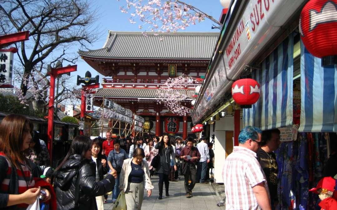 Japan : Asakusa Pt. 2