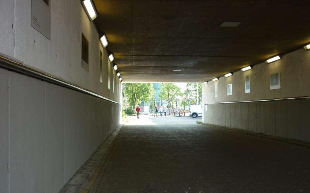 Champ Sonique Sound Installation, Amsterdam