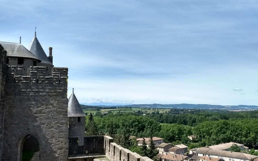 Carcassonne, France, 8th June 2018