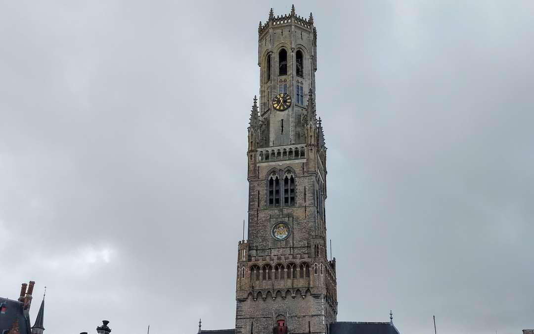 Brugge Belfort Carillon Concert – Bohemian Rhapsody, 2nd October 2019