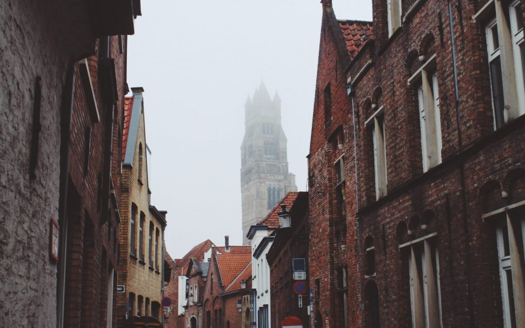 Photograph of Bruges street