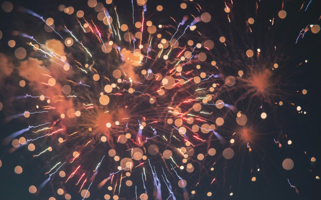 New Year's Eve 2020 Fireworks – 31st December 2020